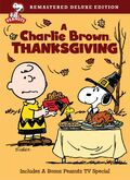 Charlie Brown Thanksgiving DVD 2008