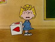 Sally got no valentines