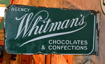 Whitmans-Chocolate-Sign