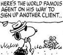 World Famous Agent