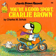 Youre a good sport charlie brown read along