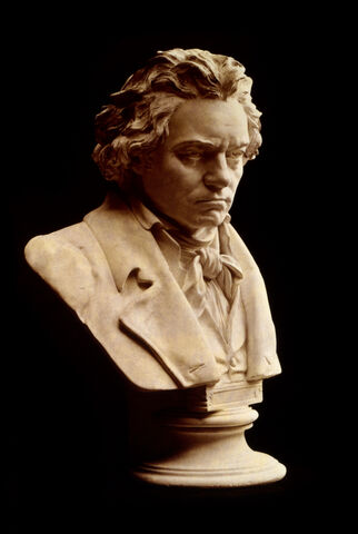 File:Beethoven bust statue by Hagen.jpg