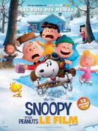 Snoopy and charlie brown the peanuts movie FRposter 2