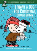 I Want a Dog for Christmas, Charlie Brown 2009 DVD