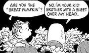 Rerun Great Pumpkin