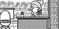Gladys (librarian)