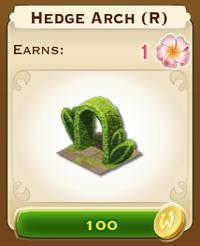Hedge Arch (R)