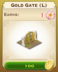 Gold Gate (L)