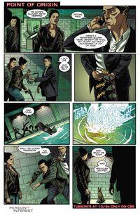 4x08 - Point of Origin Comic