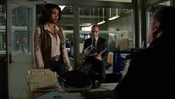 1x10 - Carter meets Snow