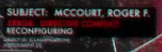 POI 319 Subject McCourt