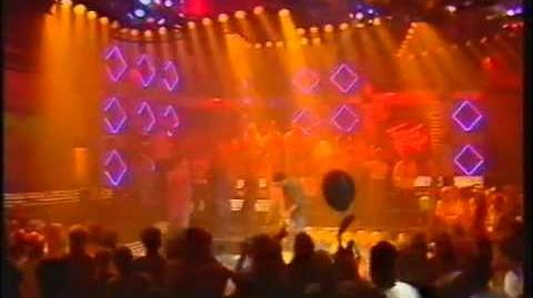 Shakin' Stevens – Breaking Up My Heart (Studio, TOTP)