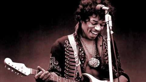 Jimi Hendrix - Radio 1 Theme (John Peel Session)