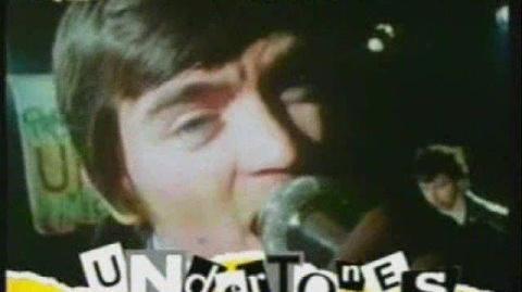 Punk Album Advert John Peel