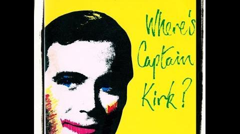 SPIZZENERGI - WHERE'S CAPTAIN KIRK