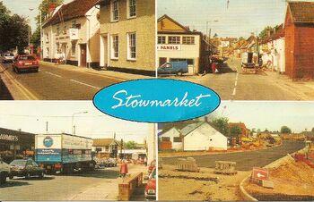 Stowmarket Front