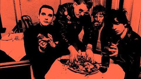 THE DAMNED John Peel 30th November 1976