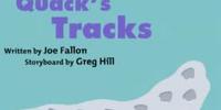 Quack's Tracks