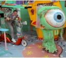 Monster in the Playhouse