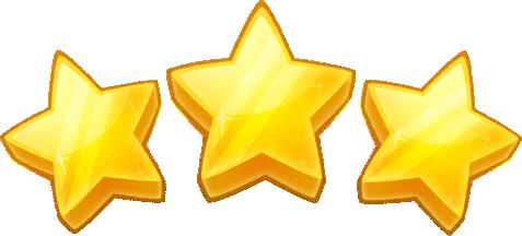 Image result for 3 stars