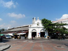 Campbell Street Market, Campbell Street, George Town, Penang