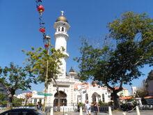 Kapitan Keling Mosque, George Town, Penang