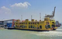 Butterworth ferries