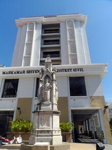 Logan Memorial, Supreme Court of Penang, George Town