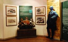 Penang State Museum exhibits (1), George Town, Penang