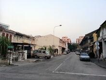 Herriot Street, George Town, Penang