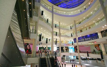 1st. Avenue Mall (interior), George Town, Penang