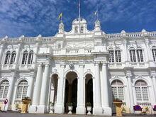 Penang City Hall, George Town, Penang
