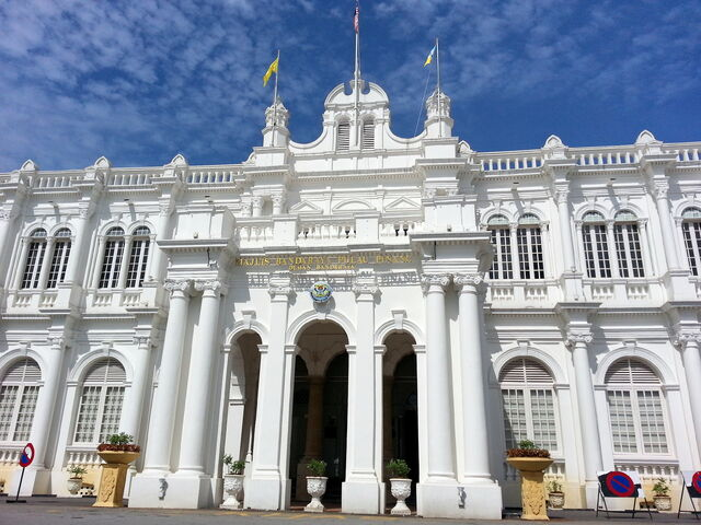 File:Penang City Hall, George Town, Penang.jpg