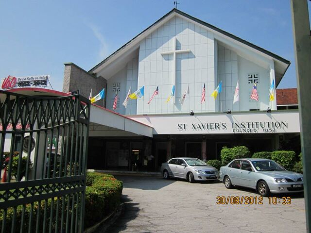 File:St. Xavier's Institution, Farquhar Street, George Town, Penang.jpg