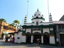 Nagore Durgha Shrine, Chulia Street, George Town, Penang