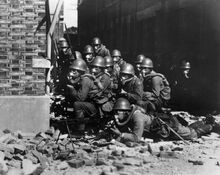 Battle of Shanghai 1938