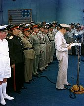 File:Japan surrender 2 Setpember 1945 Tokyo.jpg