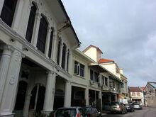 Fish Lane, George Town, Penang