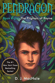 The Pilgrims of Rayne Cover