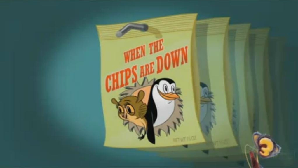 When The Chips Are Down Transcript Madagascar Wiki