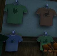 Merch-shirts