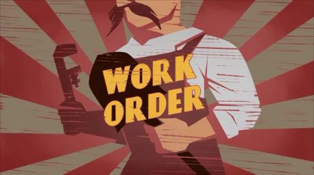 Work Order Title