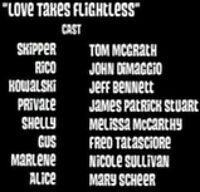 Love flightless cast