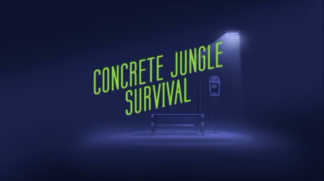Concrete Jungle Survival Title