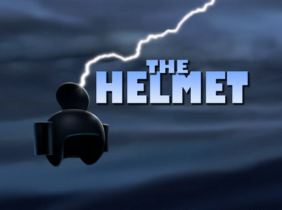 The Helmet title