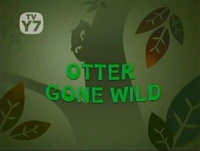 Otter Gone Wild