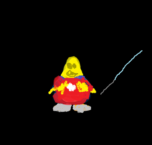 File:Club Penguin Iron Man Penguin with a Lightsaber.png