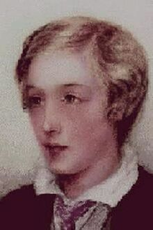 Young Gerard Manley Hopkins