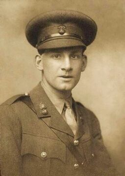 Siegfried Sassoon by George Charles Beresford (1915)