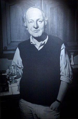 Joseph Brodsky portrait